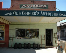 Old Codgers Antiques - Tourism Caloundra