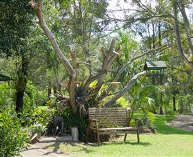 Mondrook Garden Cafe Gallery and Function Centre - Tourism Caloundra