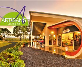 Artisans On The Hill - Tourism Caloundra