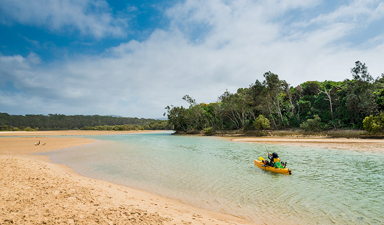 Moonee Beach Nature Reserve