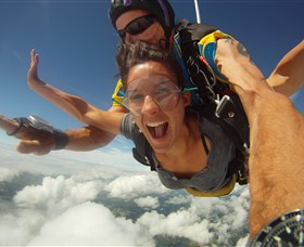 Gold Coast Skydive - Tourism Caloundra