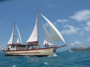 Adventure Cruise Dive and Outer Reef - Whitsundays Sailing Adventures - Tourism Caloundra