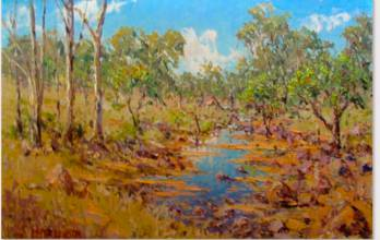 Peter Lawson Fine Art - Tourism Caloundra