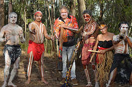 Didgeridoo Jam in the Park - Tourism Caloundra