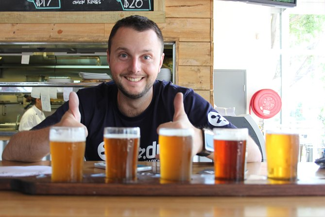 Capital 3in3 - 3 Craft Beer Hotspots in 3 Hours - Tourism Caloundra