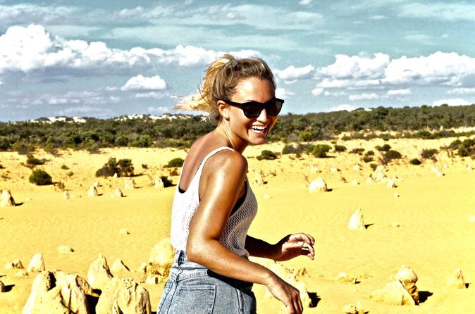 Travel in luxury on the Cervantes Pinnacles Tour