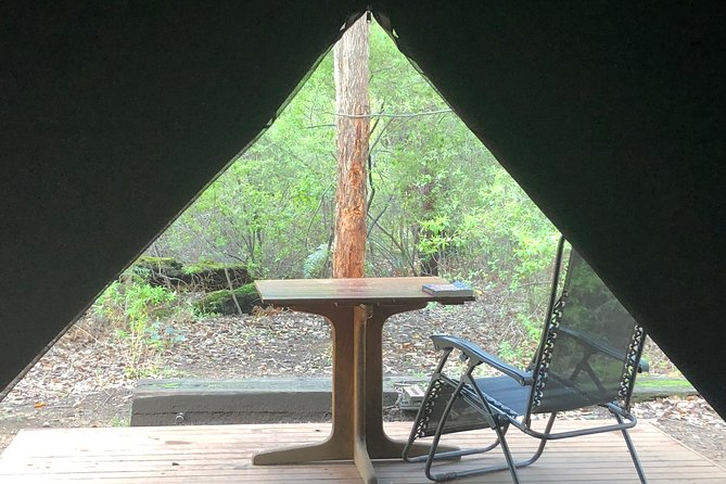 D/N THEMED CAMPING GETAWAY - PRIVATE CAMPGROUNDS AND NATIONAL PARKS