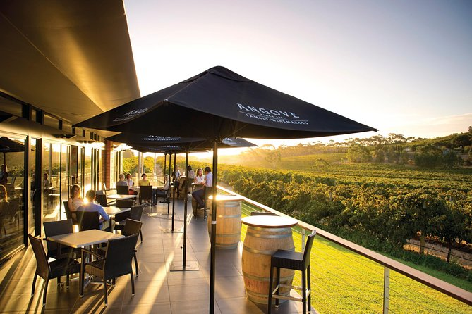 McLaren Vale Hop-On Hop-Off Winery Tour from Adelaide - Tourism Caloundra