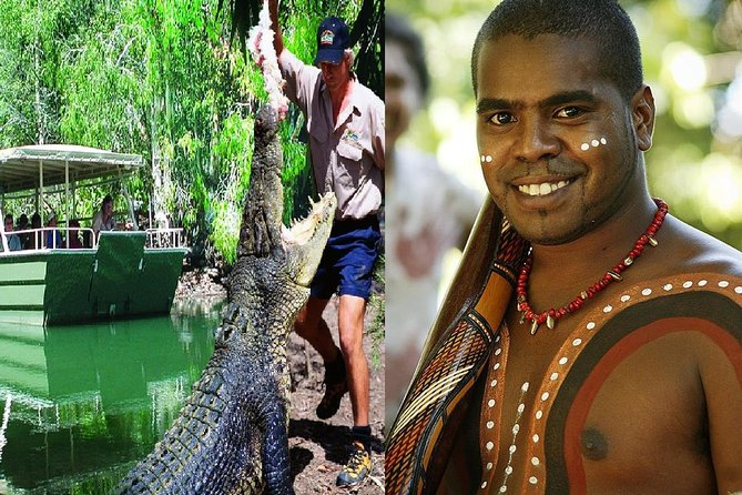 Hartley's Crocodile Adventures and Tjapukai Cultural Park Day Trip from Cairns - Tourism Caloundra