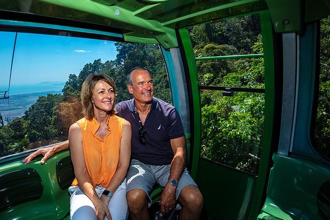 Skyrail Rainforest Cableway Day Trip from Palm Cove - Tourism Caloundra