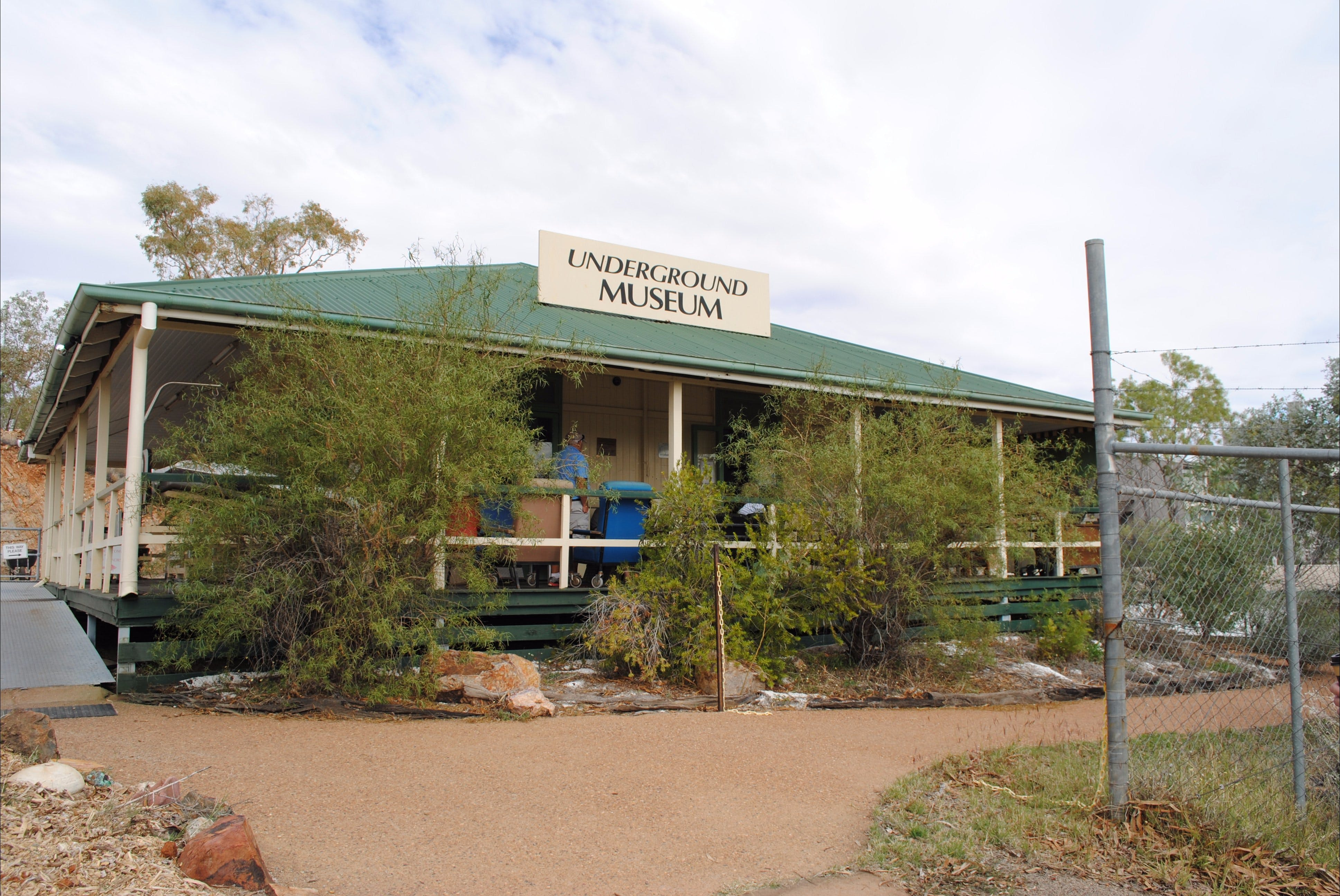 Mount Isa Underground Hospital and Museum - Tourism Caloundra