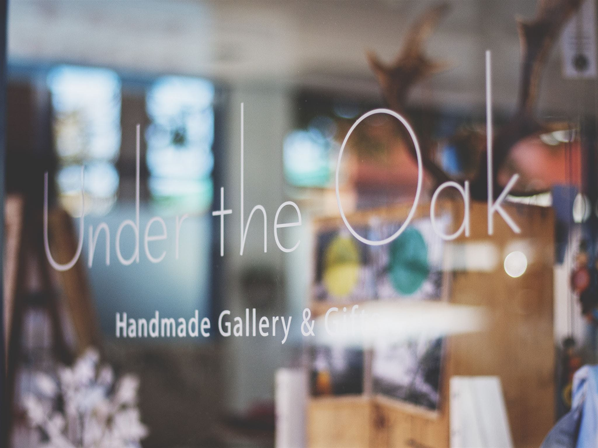 Under The Oak Handmade Gallery and Gifts - Tourism Caloundra