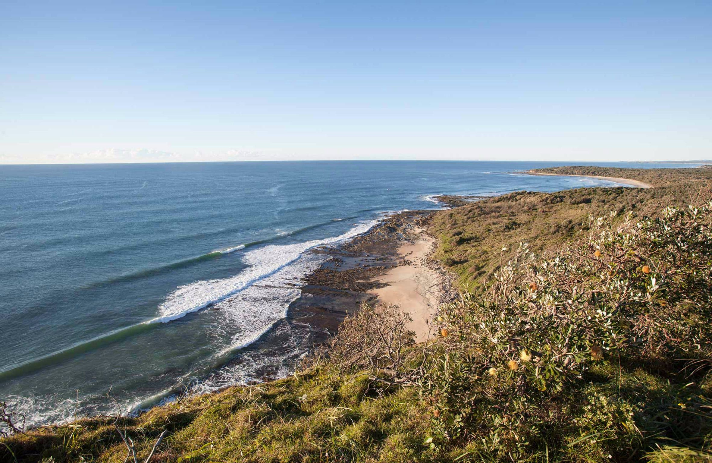 Angourie to Brooms Head - Tourism Caloundra