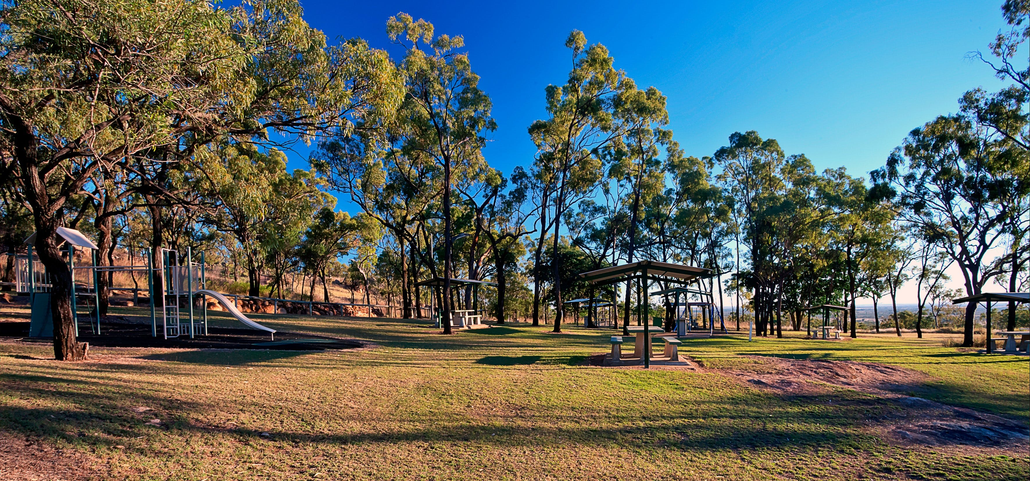 Blue Mountain Park - Tourism Caloundra