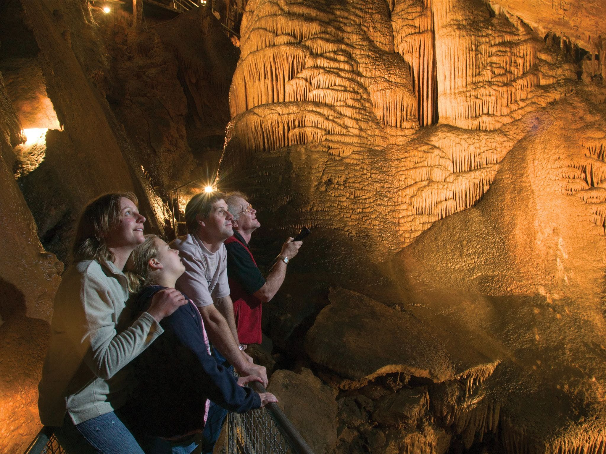 Gunns Plains Caves - Tourism Caloundra