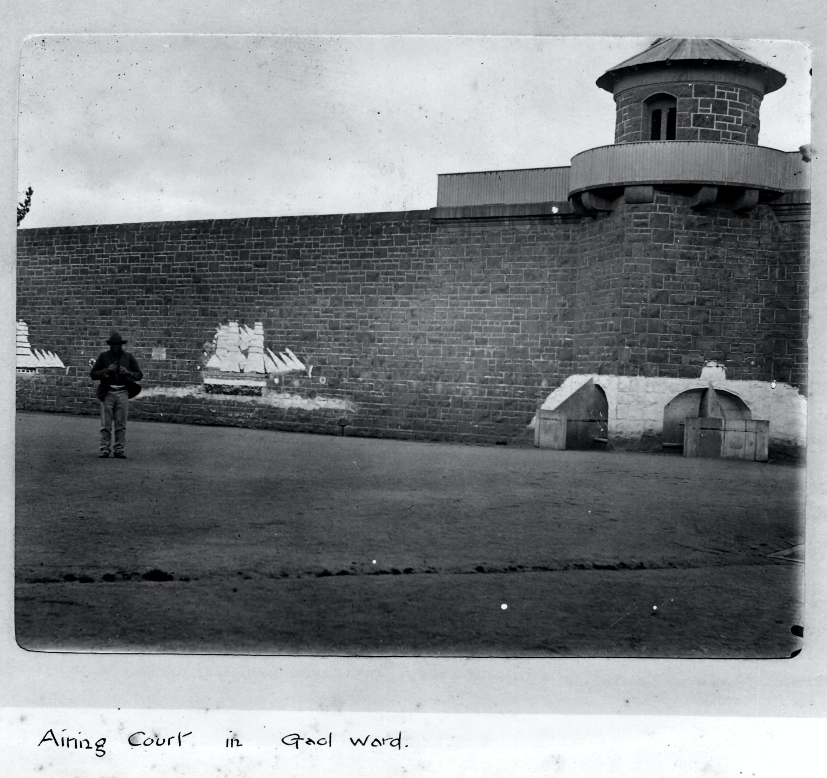J Ward Ararat's Old Gaol and Lunatic Asylum - Tourism Caloundra