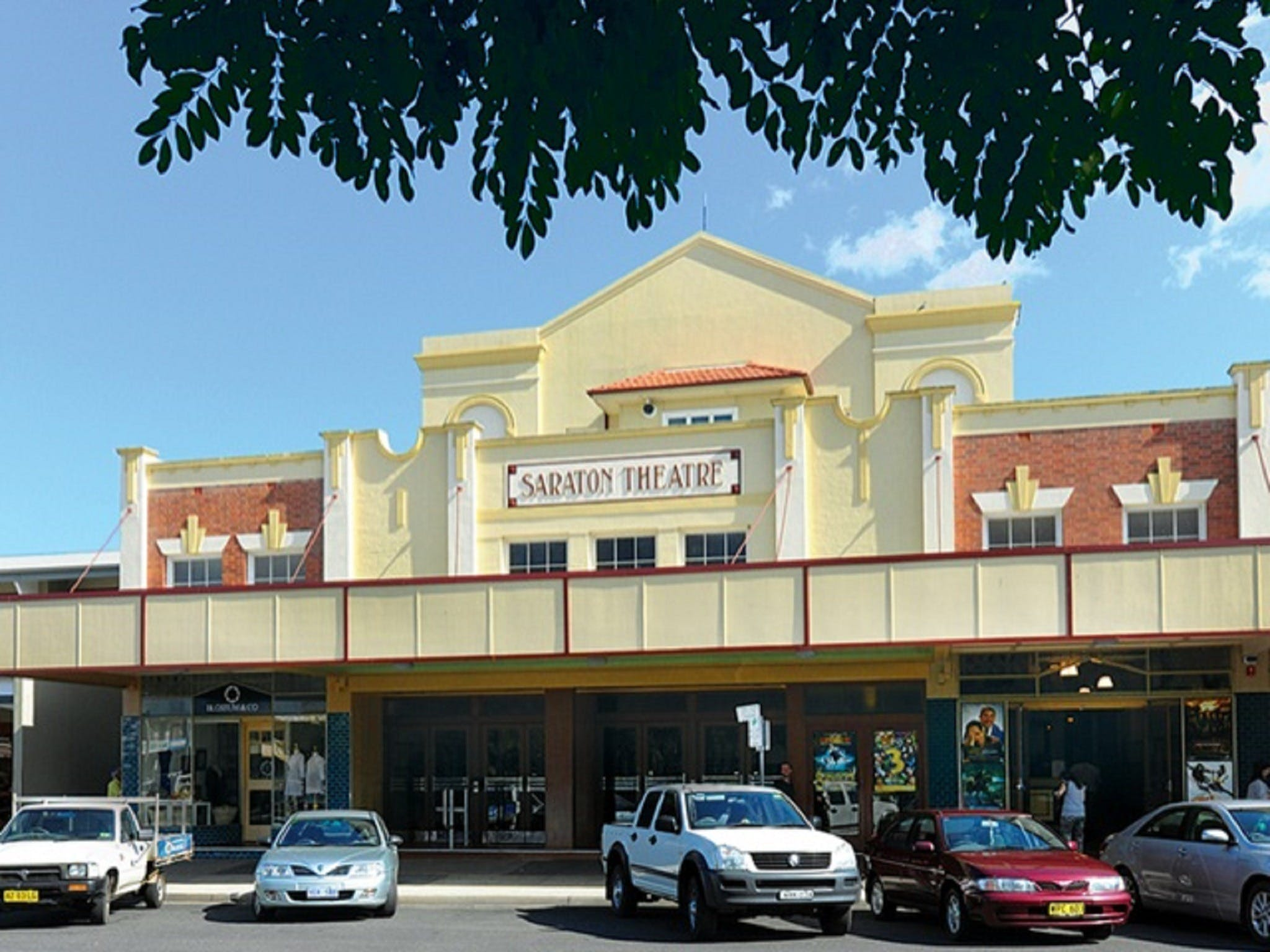 The Saraton Theatre Grafton - Tourism Caloundra
