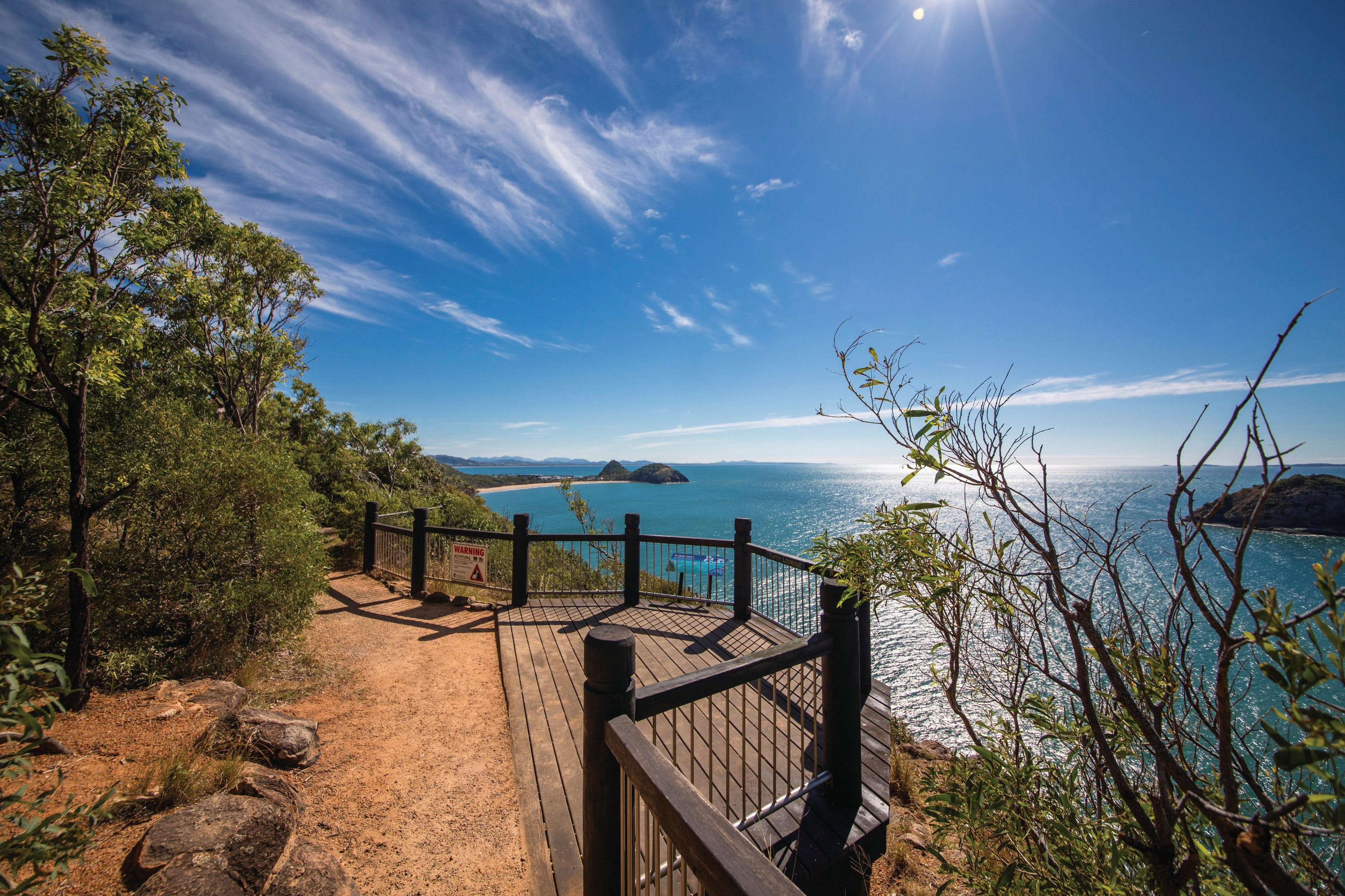 Bluff Point circuit Capricorn Coast National Park - Tourism Caloundra