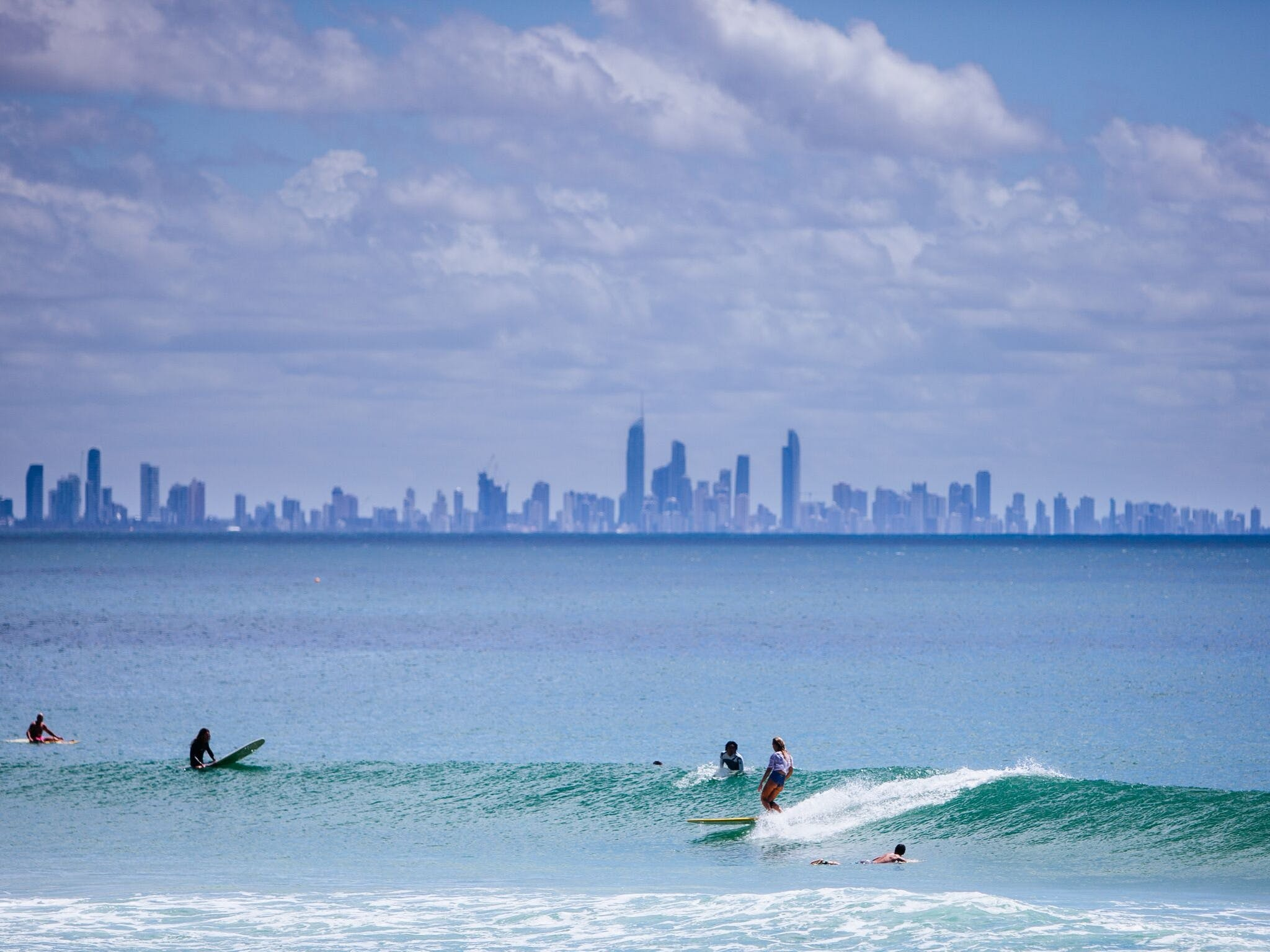 Kirra Point - Tourism Caloundra