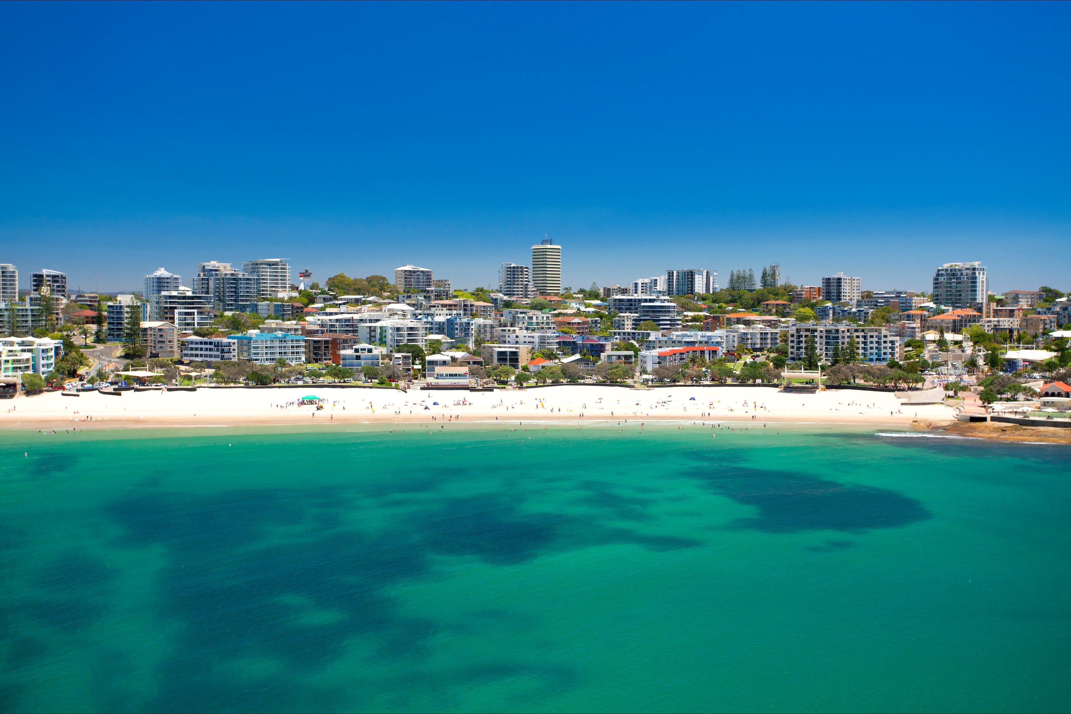 Kings Beach - Tourism Caloundra
