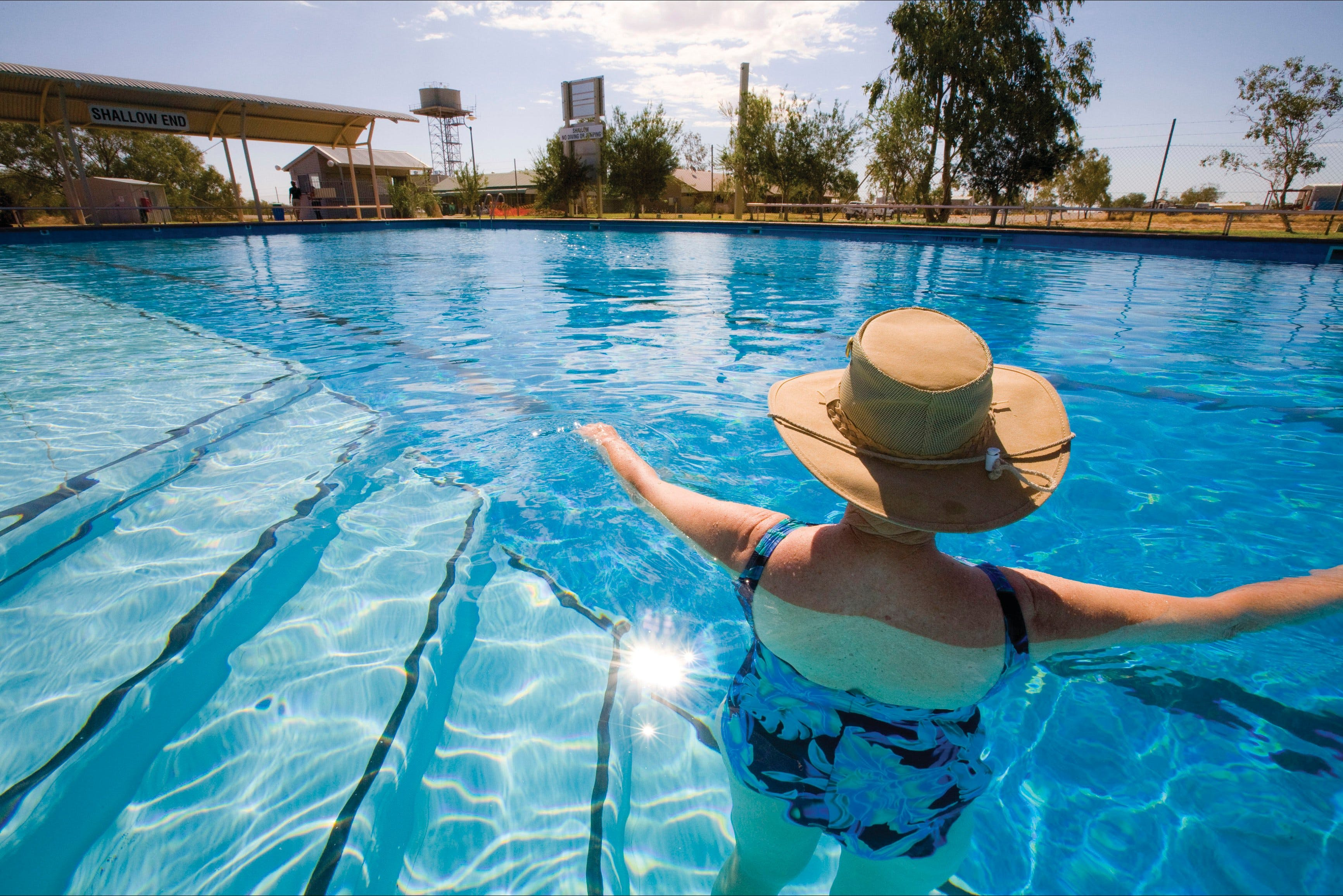 Boulia Sports and Aquatic Centre - Tourism Caloundra