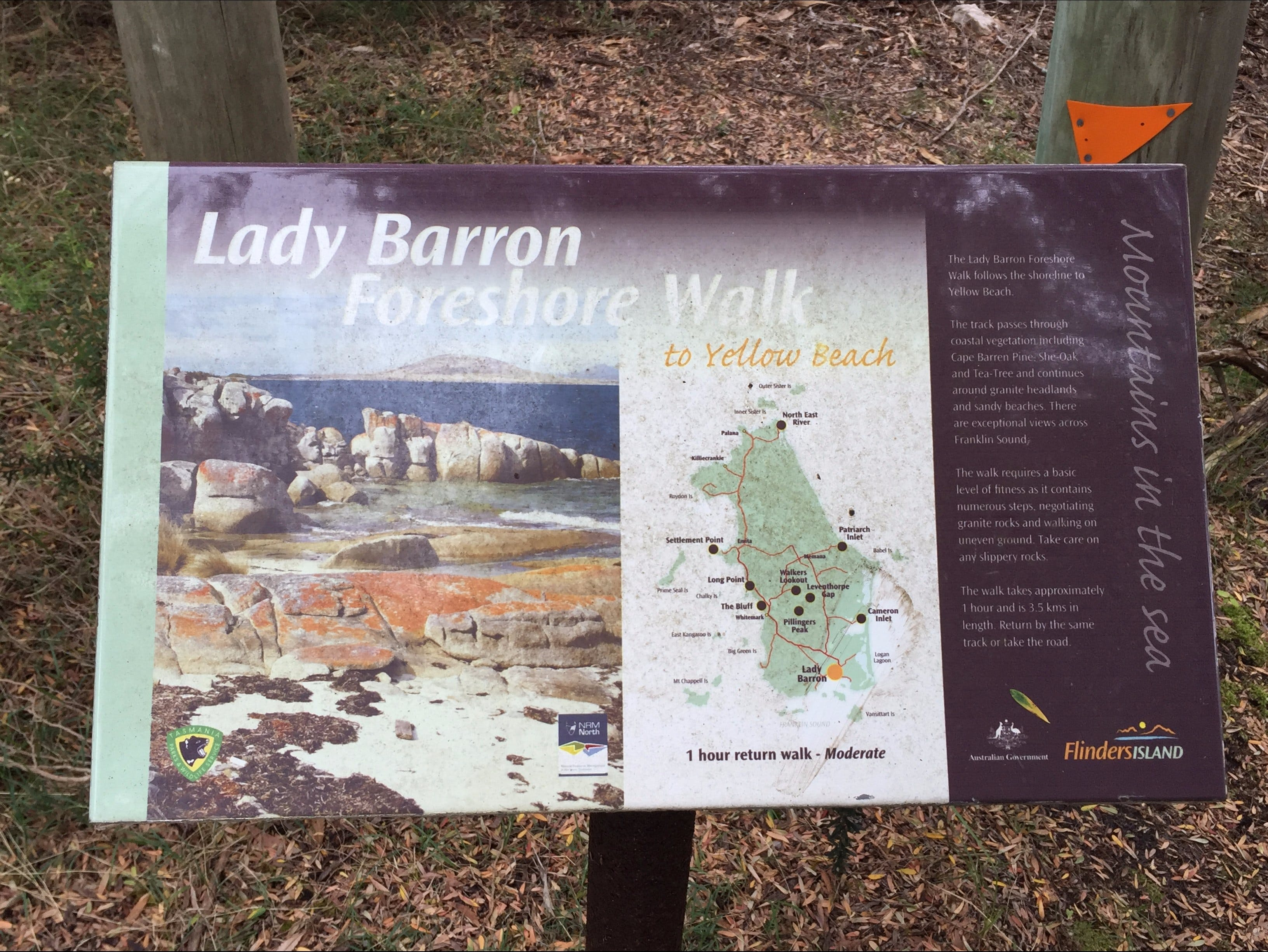 The Lady Barron Foreshore Walk - Tourism Caloundra