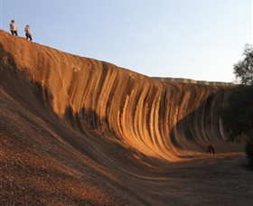 Wave Rock - Tourism Caloundra
