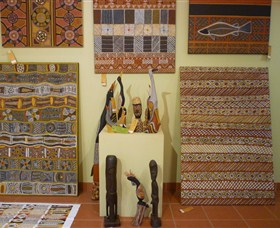 Tiwi Design Aboriginal Corporation - Tourism Caloundra