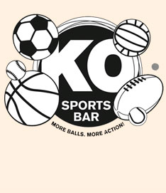 The KO Sports Bar - Tourism Caloundra