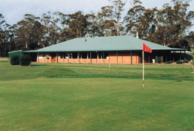 Echunga Golf Club Incorporated - Tourism Caloundra