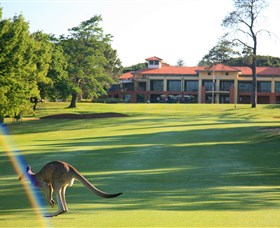 Royal Canberra Golf Club - Tourism Caloundra