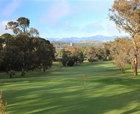 Federal Golf Club - Tourism Caloundra