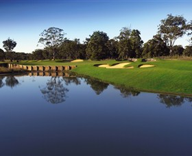 Kooindah Waters Golf Club - Tourism Caloundra