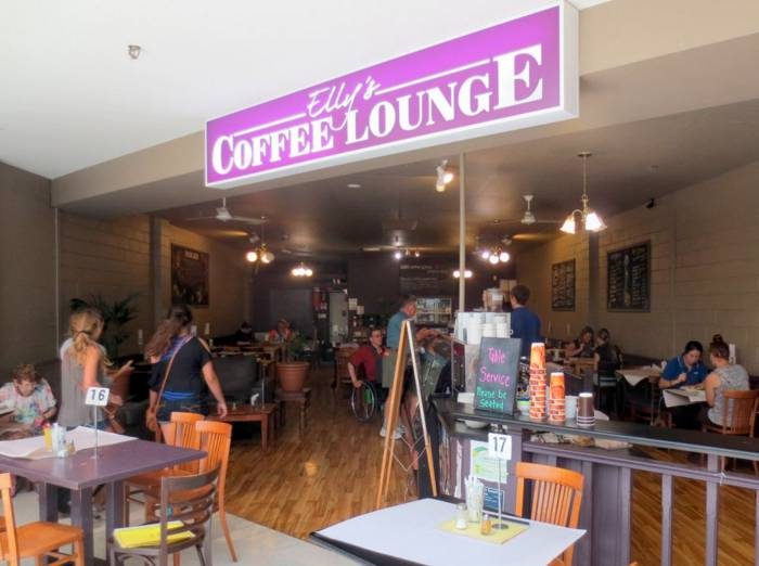 Ellys Coffee Lounge - Tourism Caloundra