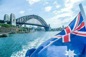 Australia Day Lunch and Dinner Cruises On Sydney Harbour with Sydney Showboats - Tourism Caloundra