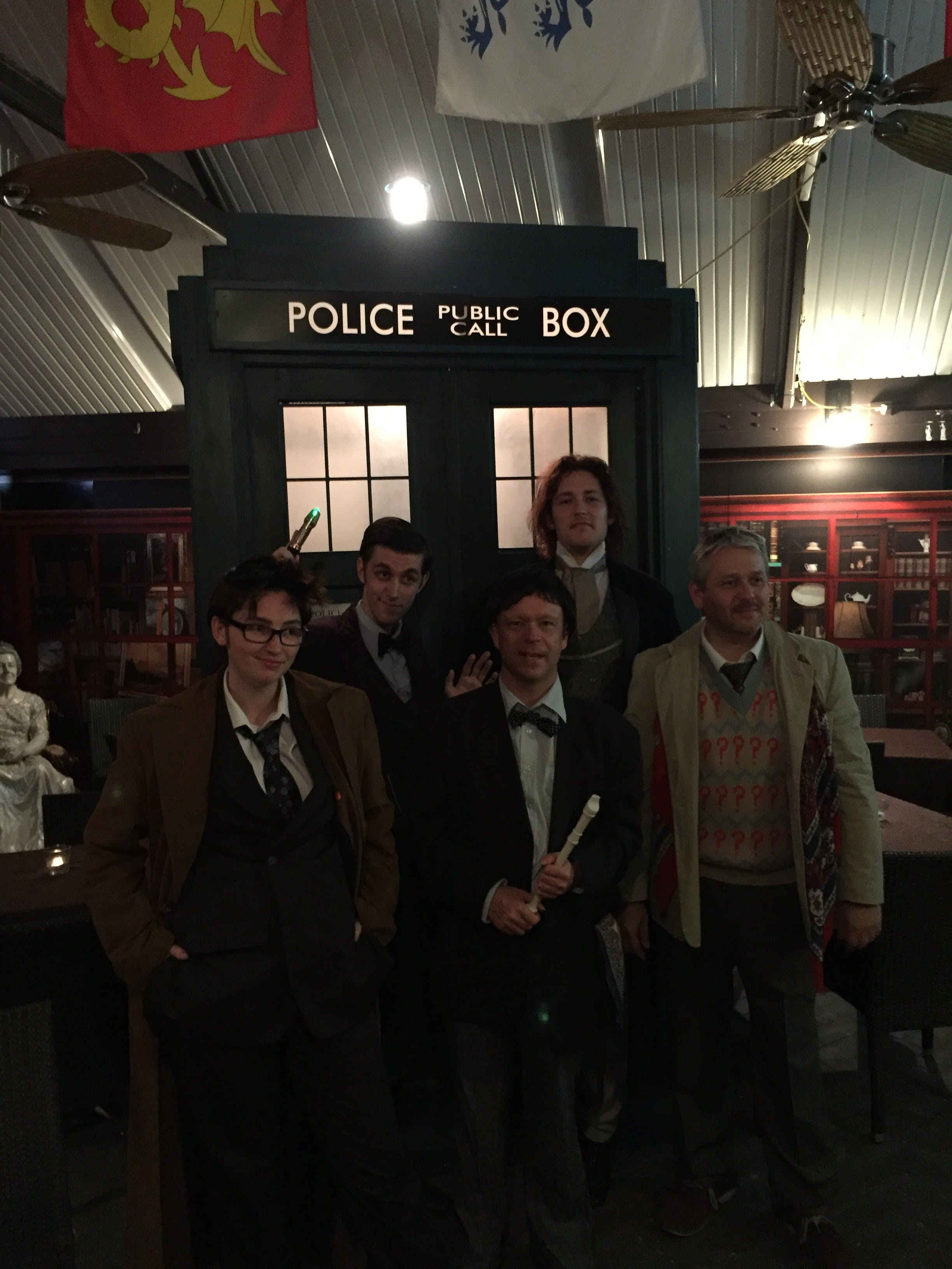 Dr Who Quiz Night - Tourism Caloundra