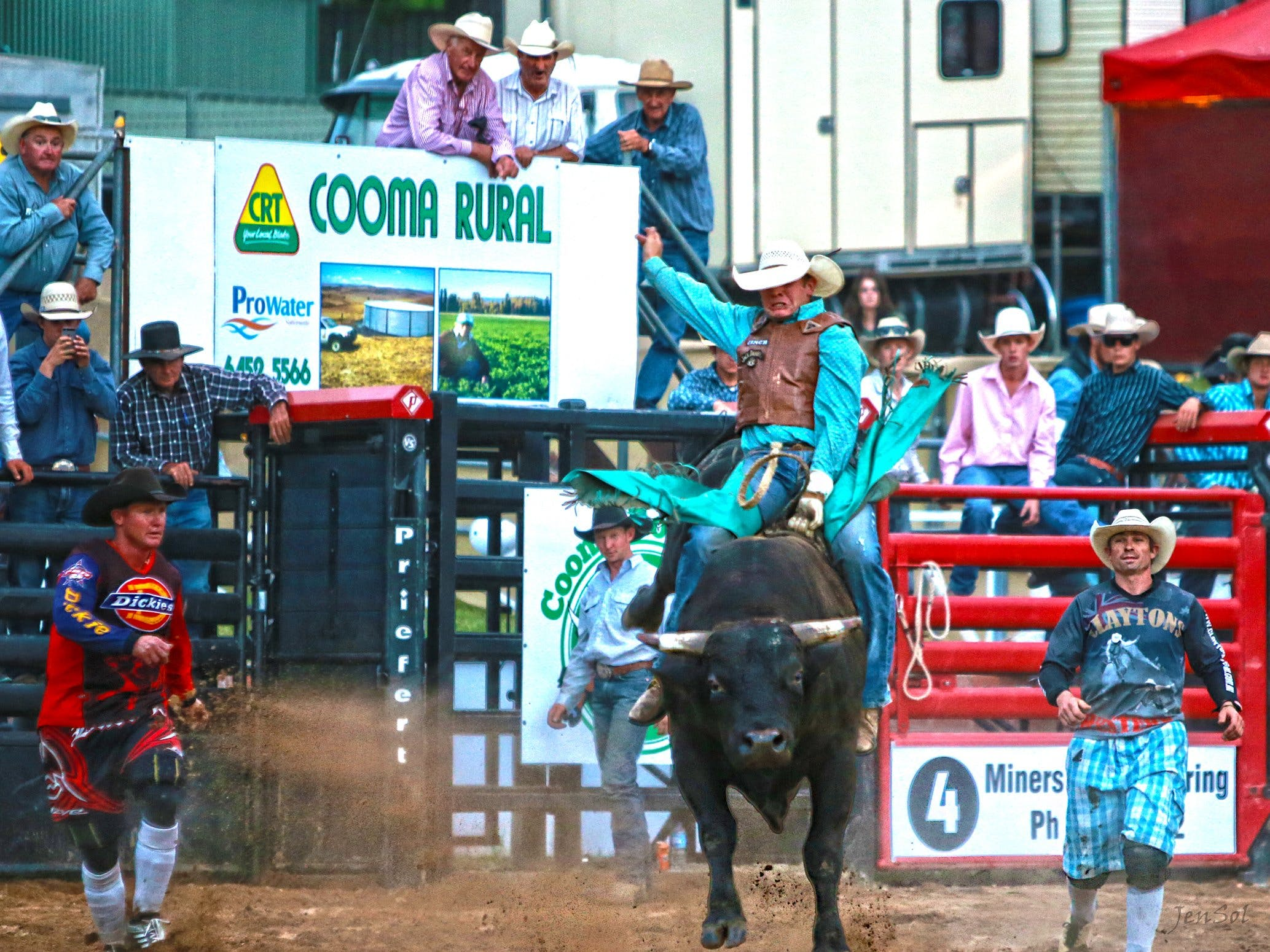 AgriWest Cooma Rodeo - Tourism Caloundra