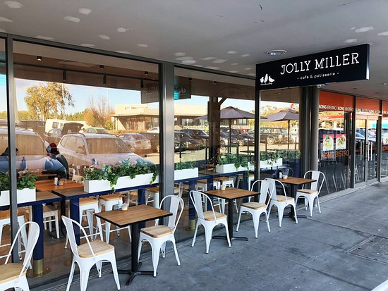 The Jolly Miller Cafe and Patisserie - Tourism Caloundra