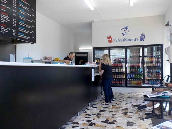 Georges Fish  Chip Shop - Tourism Caloundra