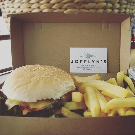 Jofflyn's Fish  Chips - Tourism Caloundra
