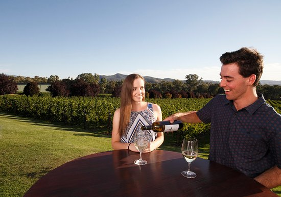 Gapsted Wines - Tourism Caloundra