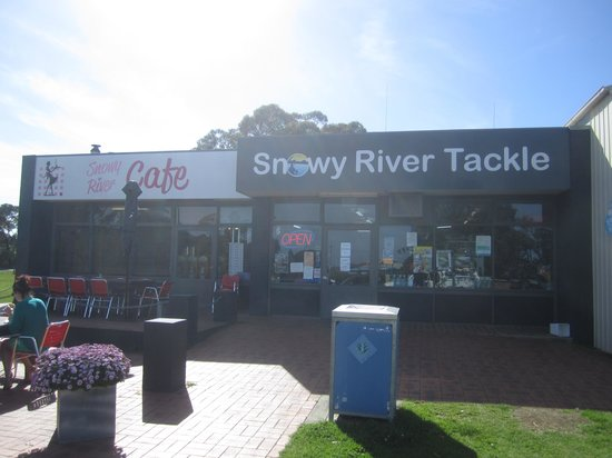 Snowy River Cafe - Tourism Caloundra