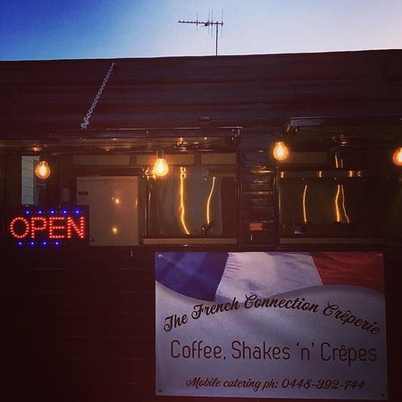 The French Connection Creperie - Tourism Caloundra