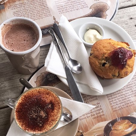 The rustic Cacao Factory and Cafe - Tourism Caloundra