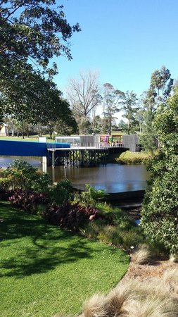 Waterfall cafe - Tourism Caloundra
