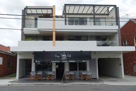 Crepe House Cafe - Tourism Caloundra
