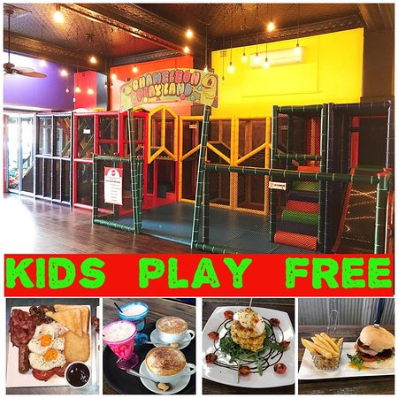 Chameleon Play Cafe - Tourism Caloundra