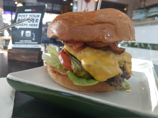 Burger Urge - Tourism Caloundra