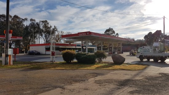 Caltex Tarcutta Roadhouse - Tourism Caloundra