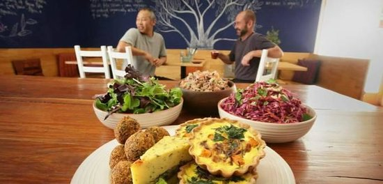 Organic Feast Wholefoods Cafe - Tourism Caloundra